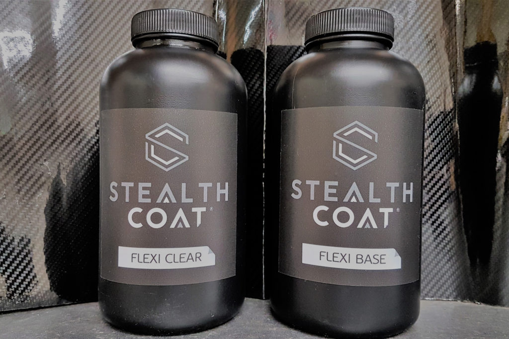 Stealth Coatings | Vehicle Paint Protection